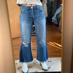 3x1 flare jeans